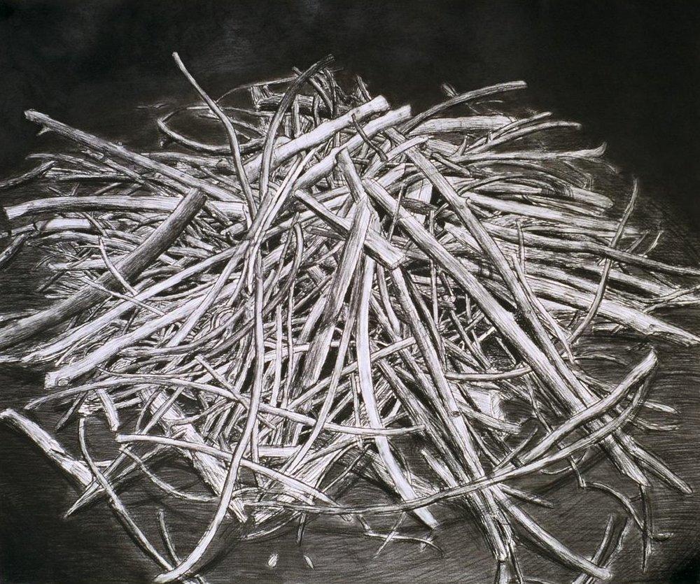 Stick Piles -