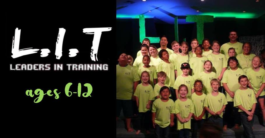 L . I. T Kids(Leaders in Training)Ages 6-12  - We know that your children are cherished members of your family, and the Bible teaches that children are a gift from God.At NWC, we want to partner with you, the parent, to help your children become who God created them to be.We believe that two combined influences, the heart of the family and the light of the church have a great impact on the life of a child for Jesus Christ.