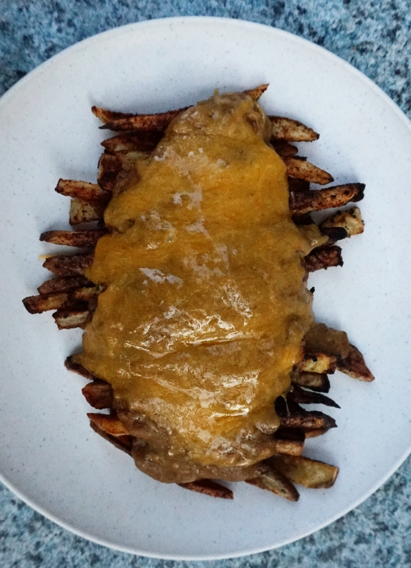 Check out our vegan brown gravy poutine recipe here.