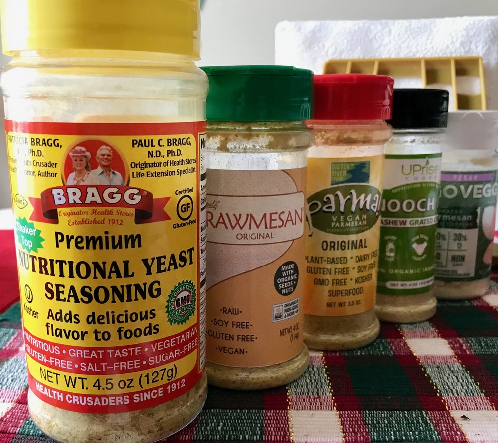 best vegan parmesan brands
