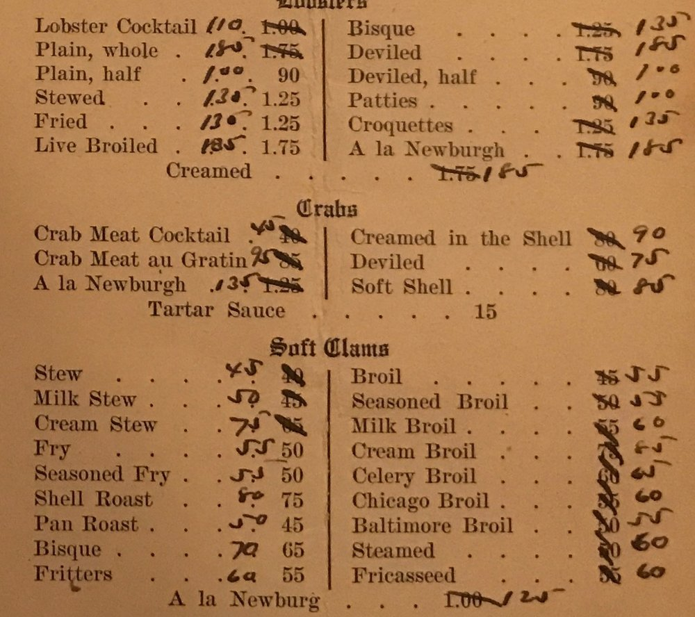 menu 1919 2 lobsters.jpeg