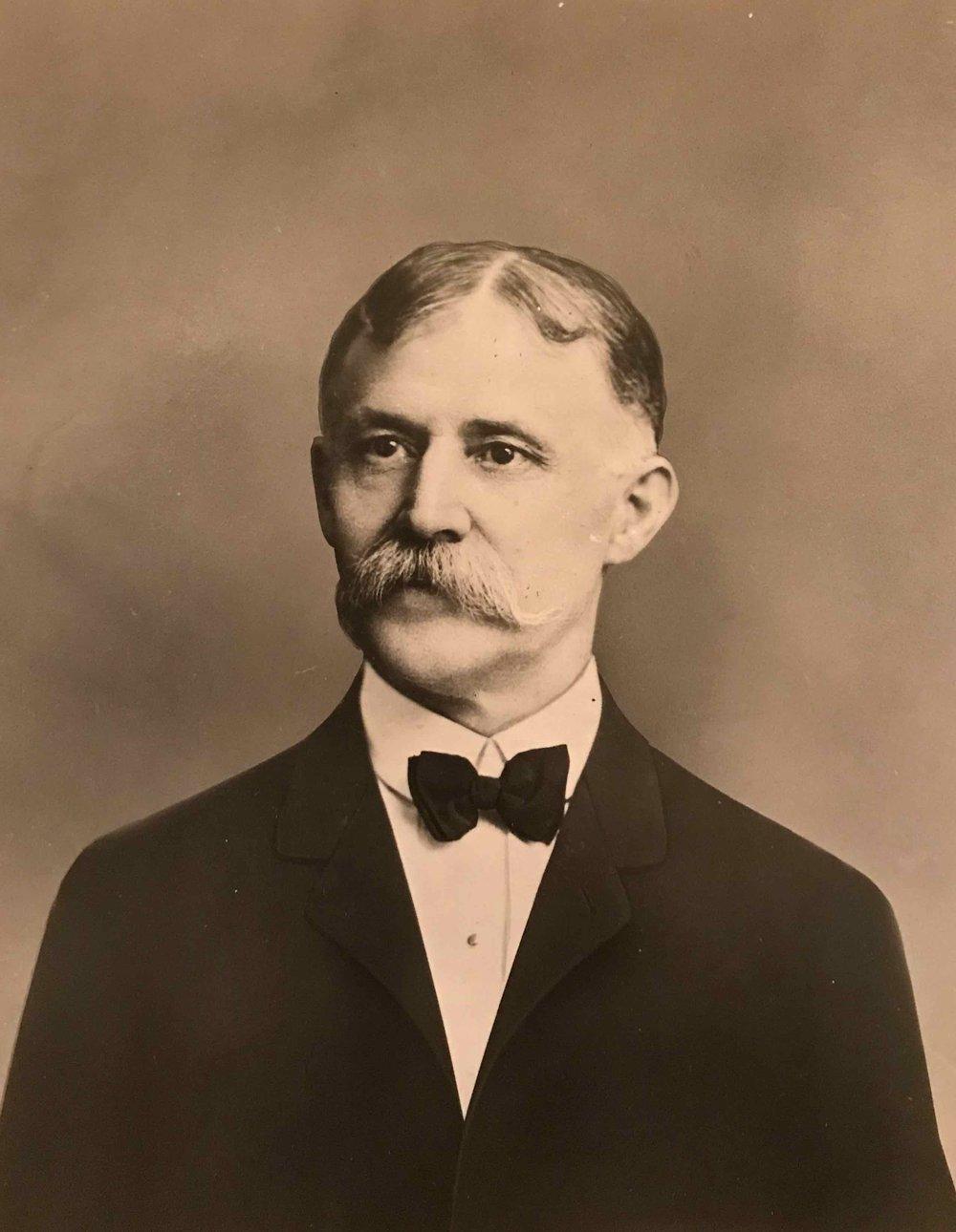 Eugene Tollner, circa 1890