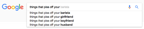 barista google