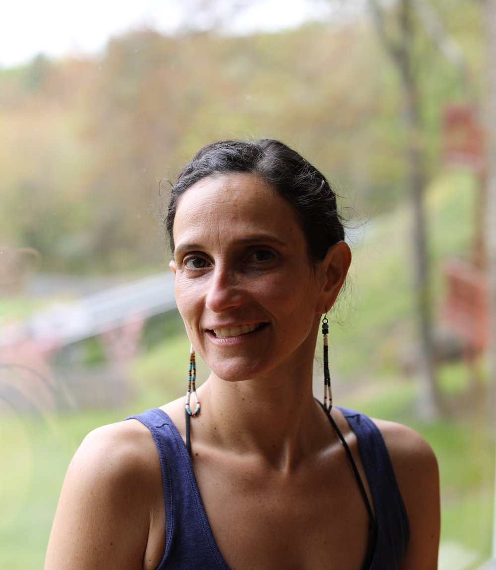 Alison Sinatra  - Alison has been holding women's circles for 17 years. She leads yoga retreats all over the world and loves helping people remember inner space and a free body. Her vision for Return of the Queen is to create a transformative, inclusive and healing space for women.