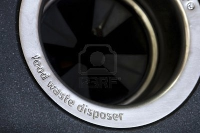 *A garbage disposal cannot turn on by itself*