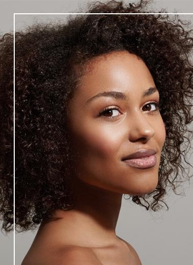 curl defining creams & styles -