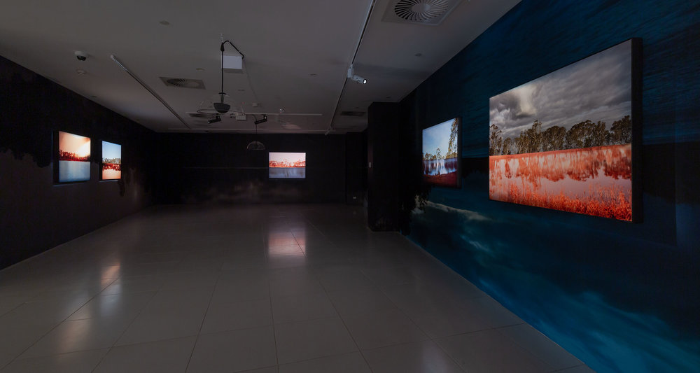 Undercurrent  installation view.  Photo credit Christian Capurro.