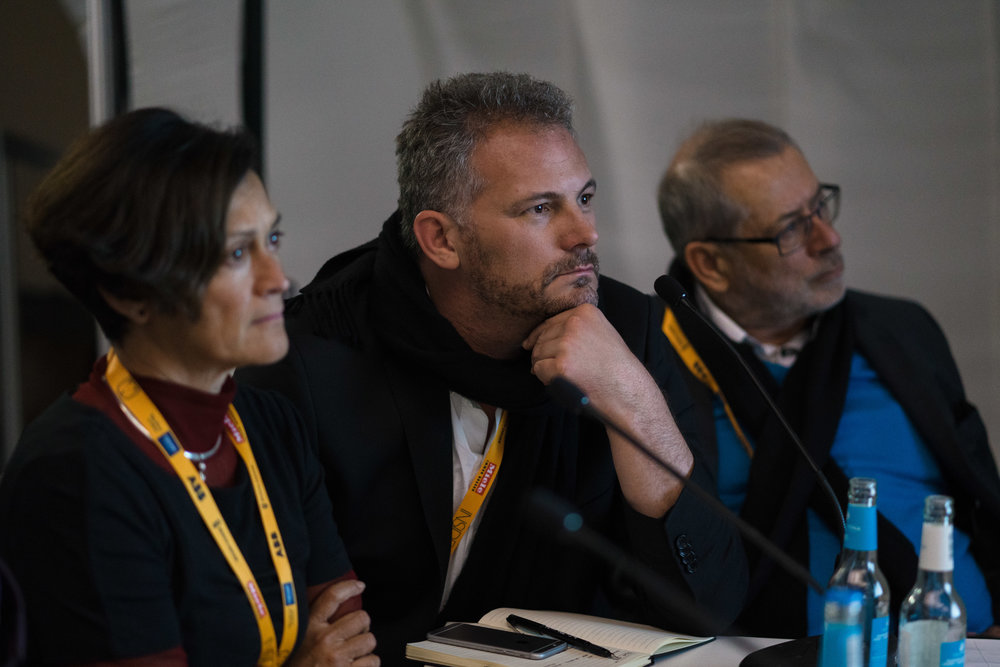 Landlab's Henry Crothers on the judging panel in Berlin