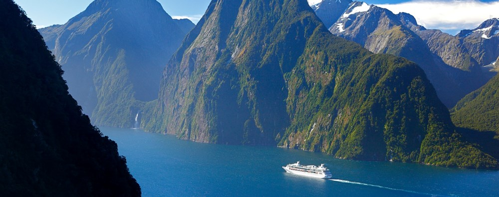 Another image used by Tourism New Zealand on its website.
