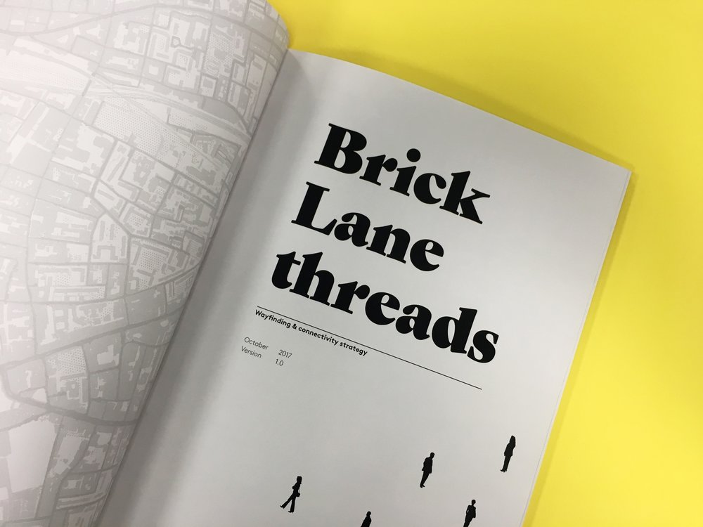 The Brick Lane project is an award winner for Bridget's team.