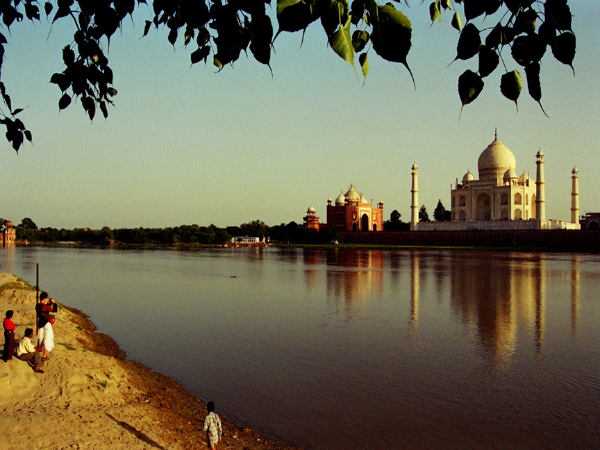 Caretakers have been struggling to clean pollutants from the Taj Mahal.