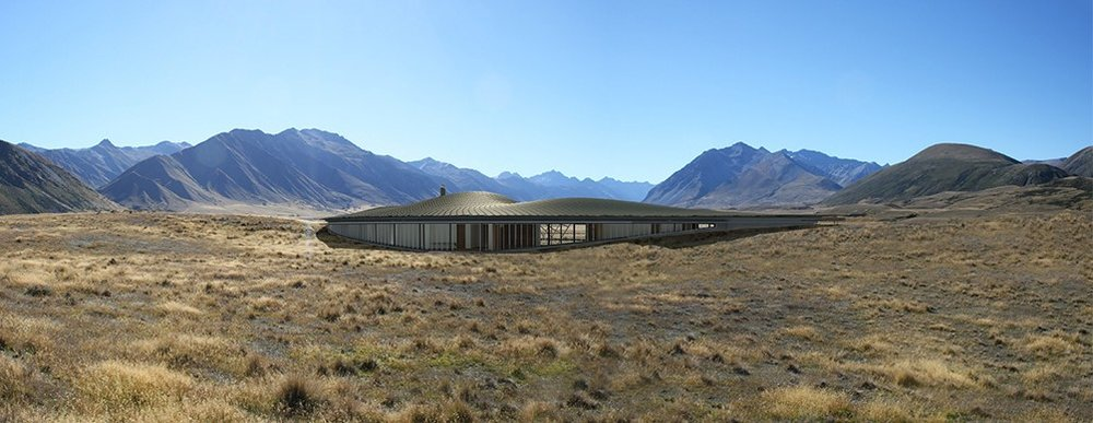 Ted McCoy Lecture Series: Christopher Kelly, principal of Architecture Workshop, discusses three recent projects, including Lindis Lodge in the Ahuriri Valley (pictured above), in the 2018 Ted McCoy Lecture to be delivered in Dunedin and Queenstown.
