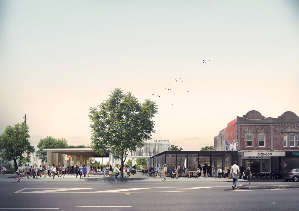 LandLAB's Ponsonby Park design seeks to redefine what a park is.