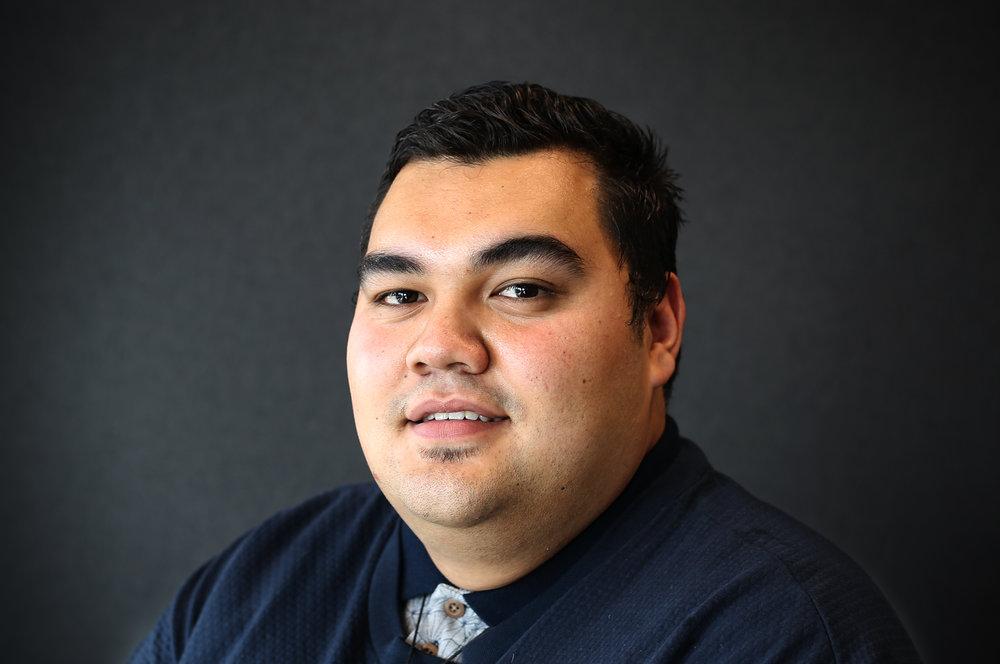 William Hatton (Ngāti Kahungunu, Rongomaiwahine, Rangitāne, Ngāti Raukawa, Muaūpoko)