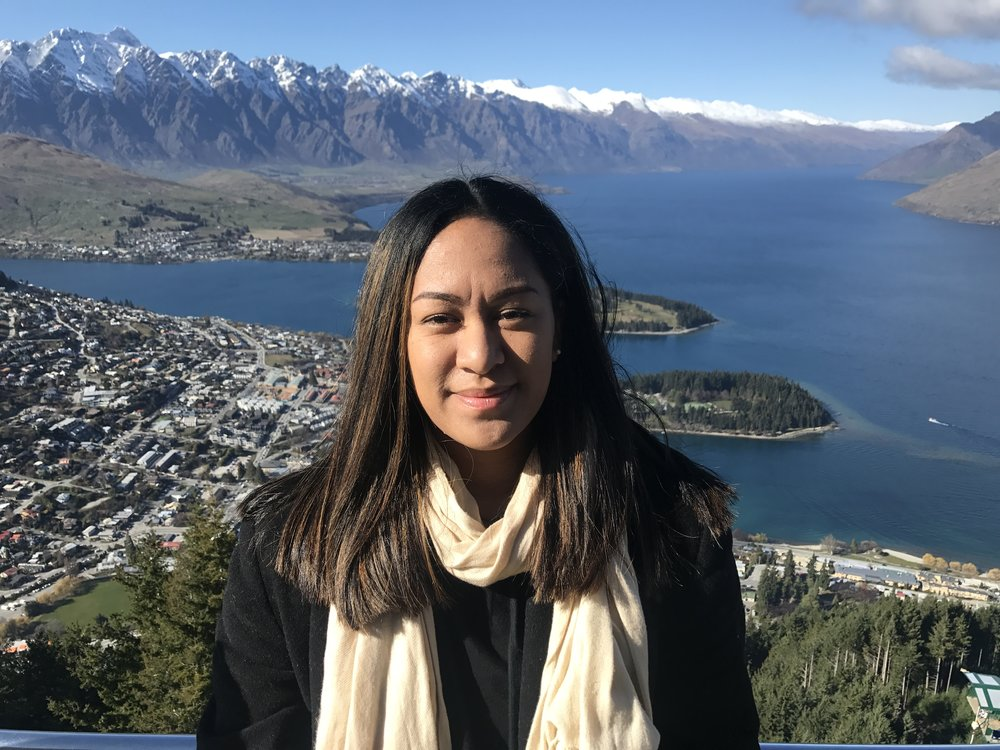 Jacqueline Paul (Ngāti Kahungunu, Ngāpuhi, Ngāti Tūwharetoa)