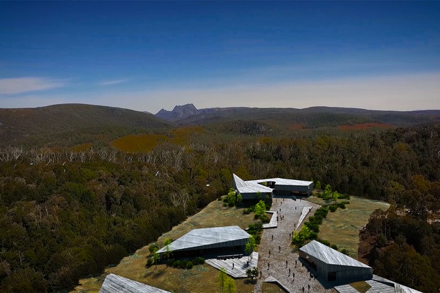 Cradle Mountain - Lake St Clair National Park is World Heritage listed.