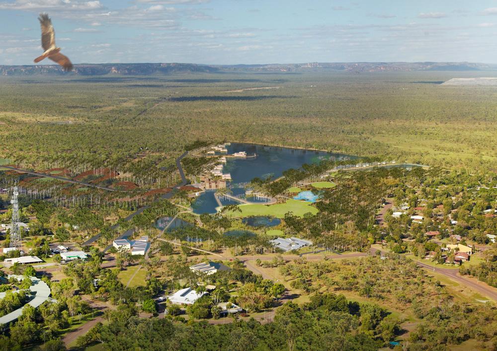 Jabiru was set for closure in 2021. Image credit - NAAU/Enlocus.