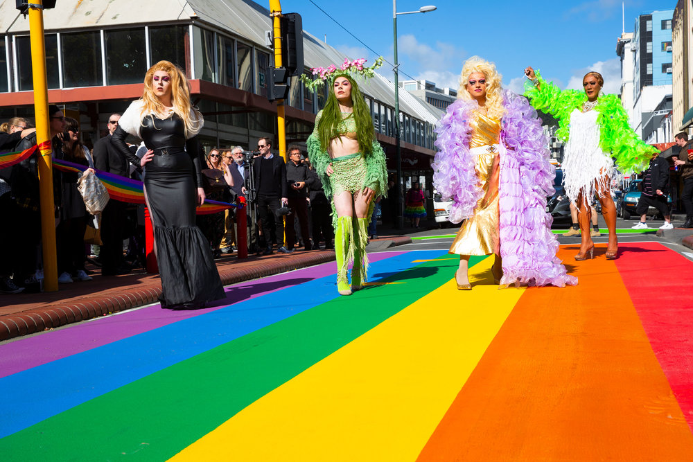 In March next year Wellington will be the first city in Australasia to host the International Lesbian, Gay, Bisexual, Trans and Intersex Association conference.