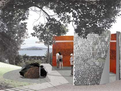 National Erebus Memorial concept 006.