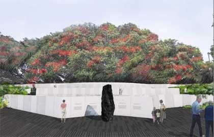 National Erebus Memorial concept 002.