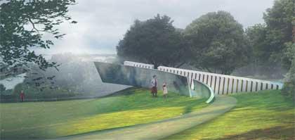 National Erebus Memorial concept 001.