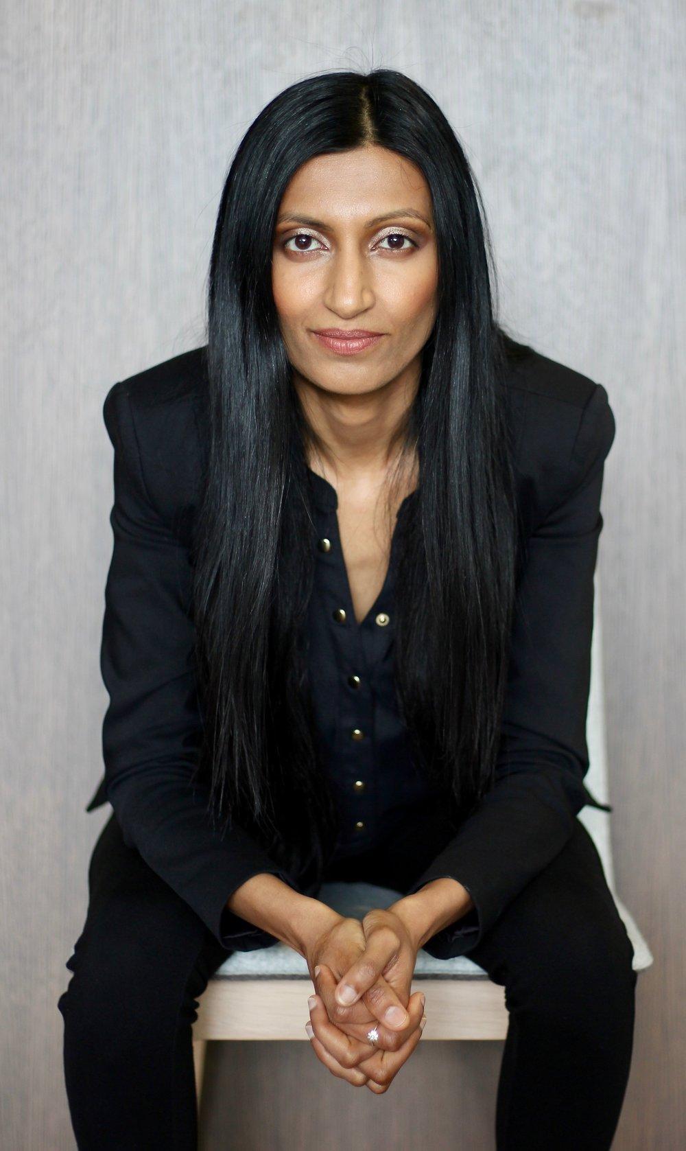 Sunfed Meats founder Shama Lee.