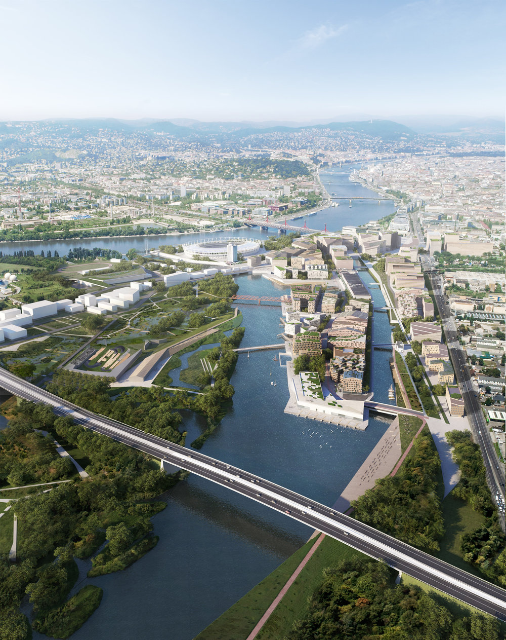 The Budapest 2030 plan is aimed at creating a more sustainable, energy-efficient and socially minded city.