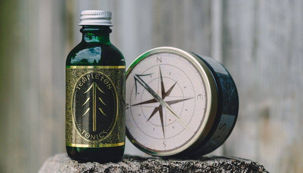 Artisan grooming products  - Handmade in the Pacific Northwest