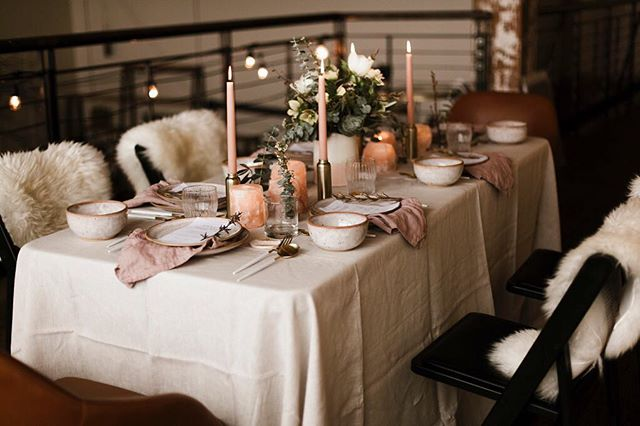 Spent last night buying tableware and candles (and wine of course!) for our shootout tablescape, basically my favorite pastime! Check out our stories for details and a special discount on tickets. Can't wait to hang out with you! 👏🏻 . .  Photography @ellyzuluaga Design/Styling @rockandstoneweddings Floral Design @brierandivy Cake @siftandgather Gowns @ruedeseine for @thedresstheoryseattle HAMU @lisungoh Stationery @sablewoodpaperco Ceramics @stcaoceramics Specialty Rentals @yayparties Catering @tablecatering Models @madelaineclairee @aussie_luxe_bride Location @solerepairshop . . . . . . . . #tablescape #weddingplanning #intimatewedding #destinationweddingplanner #elopement #centerpiece #weddingfloral #weddingtabledecor #adventurebride #weddingtablesetting #wedventure #northwestweddings #elopementplanner  #weddingtable #pnweddings #sweethearttable #tablesetting  #seattlewedding  #weddinggoals #weddinginspiration #weddingplanner #weddingplannerseattle #weddingstylist #weddingdesign #ukwedding #bridetobe #isaidyes #engaged #communityovercompetition #risingtidesociety