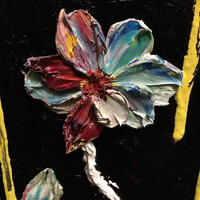 Testing new techniques with #oilpaint ( ) ( ) #art #sfart #sfartist #artwork #artist #painting #oilpainting #gallerypainting #laart #nycart #brooklynart #londonart #losangelesart #painter #artcollector #artcurator #contemporaryart #modernart #abstractart #fineart #arte #paintingoftheday #abstractexpressionism #process #artstudio #artmarketsf #hunterspoint #sanfrancisco