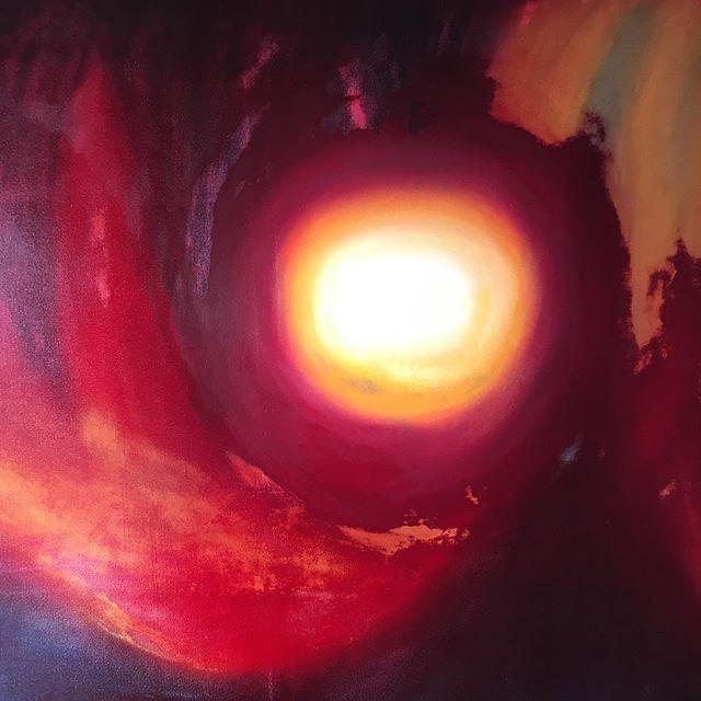 Oil on canvas ( ) ( ) #art #sfart #sfartist #artwork #artist #painting #paint #oilpainting #gallerypainting #laart #nycart #brooklynart #londonart #losangelesart #painter #artcollector #artcurator #contemporaryart #modernart #abstractart #fineart #arte #paintingoftheday #abstractexpressionism #process #artstudio #artmarketsf #hunterspoint #sanfrancisco