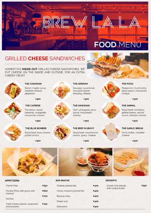 Food Menu - English_small
