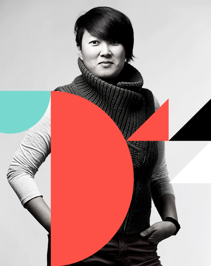 ANN KIM - PORTFOLIO DIRECTOR, IDEOAs a Portfolio Director at IDEO's Cambridge studio, Ann explores the human dimension of design – what motivates people, how they think, how they choose – and using storytelling as a design tool. She has worked on projects for diverse clients, including American Express, Sanofi, U.S. Citizenship and Immigration Services, and GE, and is passionate about bringing impact and innovation to public and private sectors through design. Most recently, Ann spent over a year as an IDEO.org Innovator-in-Residence as US Health and Human Services serving in the Office of the Surgeon General, where she provided creative direction for the Surgeon General's various campaigns, publications, and storytelling platforms. In this role, she is creating new ways to bring evidence-based health information to the public through a human-centered design approach, furthering the Surgeon General's role as America's Doctor and leading voice in public health.As a designer with roots in anthropology & documentary film, Ann's approach starts with getting into the field and talking to the end user. Ann worked for over a decade as a filmmaker and journalist for public media, covering a range of issues from life in North Korea to the counterfeit drug trade in India. Her credits include Frontline, NOVA, Antiques Roadshow, PBSKids, as well as two duPont-Columbia Awards, broadcast journalism's highest honor. She continues her work as a documentary film director, currently finishing her documentary Lovesick, a film about matchmaking for HIV-positive singles in India.Ann holds a joint degree in Anthropology and the Study of Religion from Harvard College. She is a fellow of the Sundance Institute labs and Sundance Women's Film Initiative, and term member of the Council on Foreign Relations.