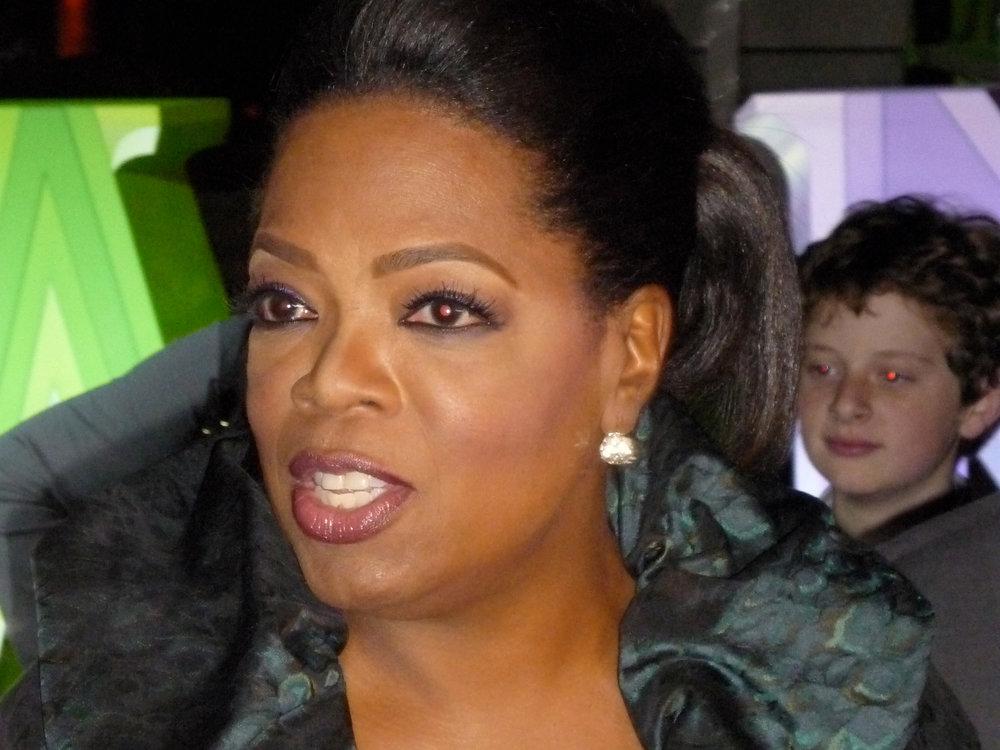 Oprah Winfrey (2011) - Photo Credit: Greg Hernandez (Creative Commons)