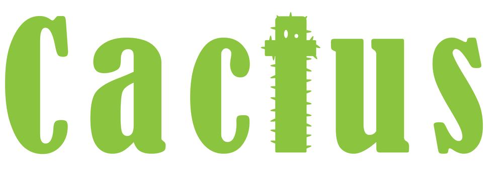 Expressive Word: Cactus