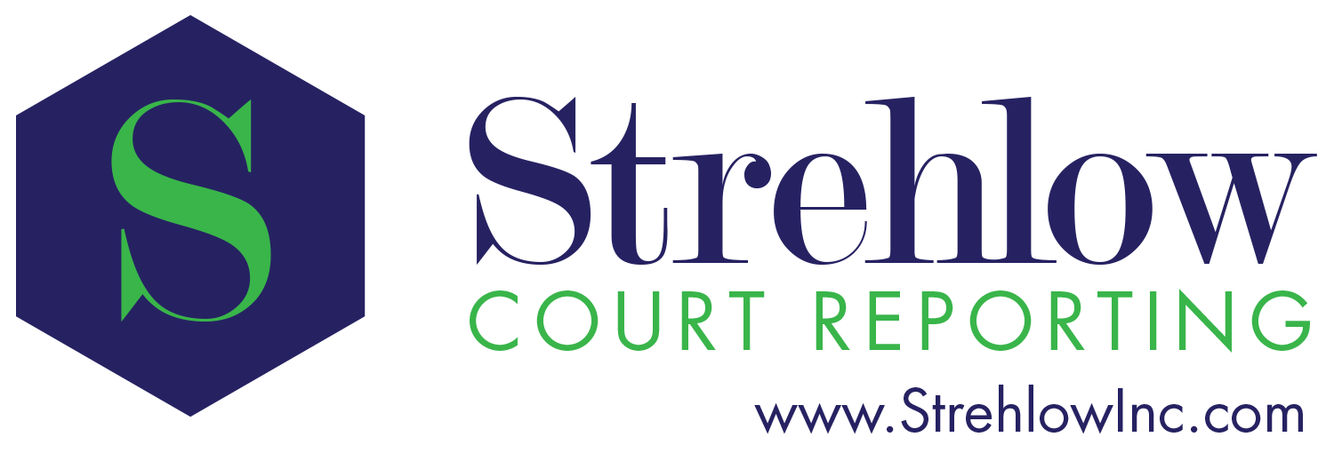 Strehlow Court Reporting