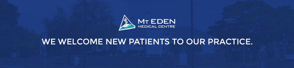 We welcome new patients to our practice