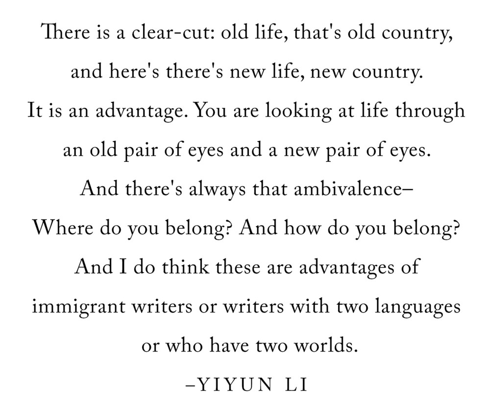 Yiyun Li Quote