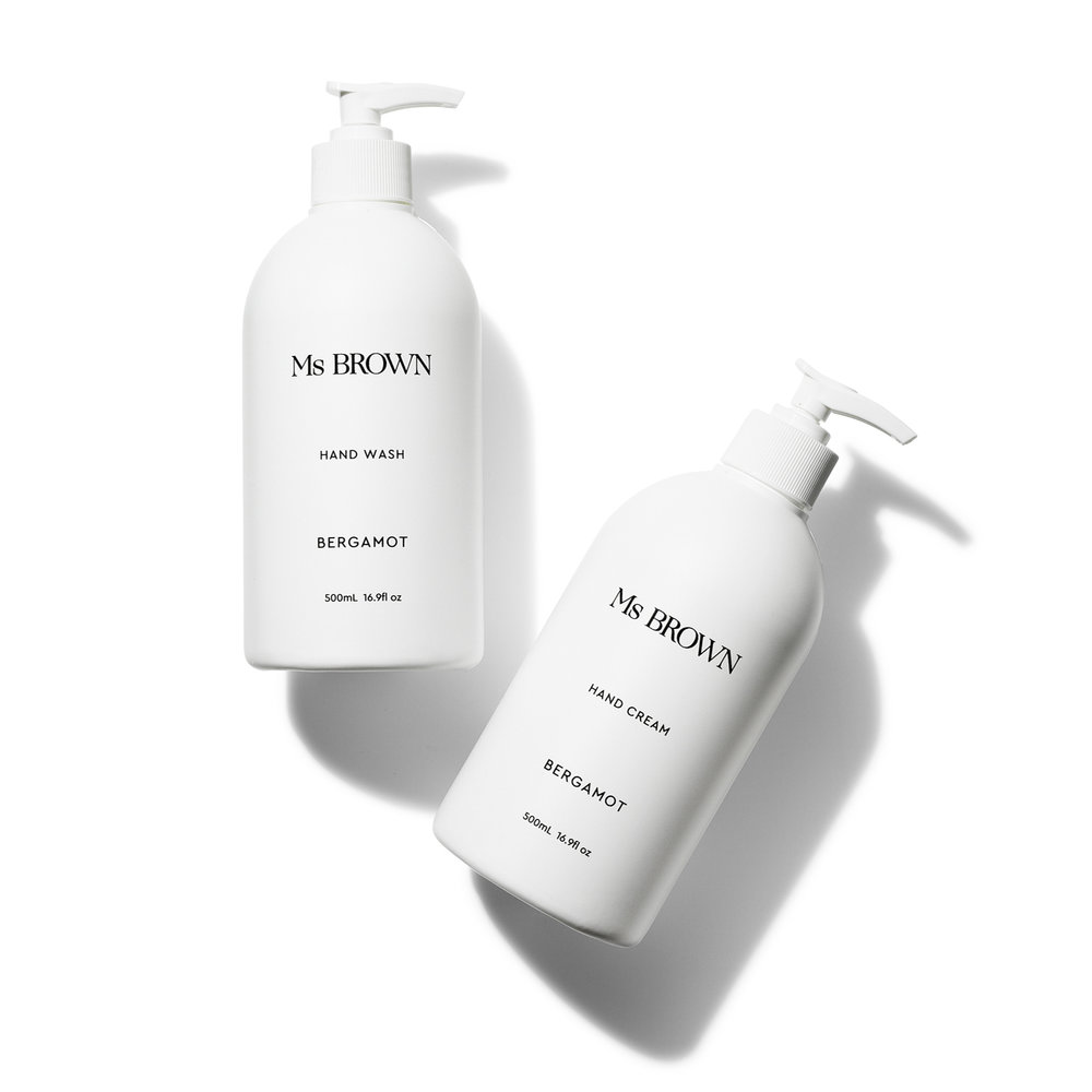 Ms Brown Hand Care Duo