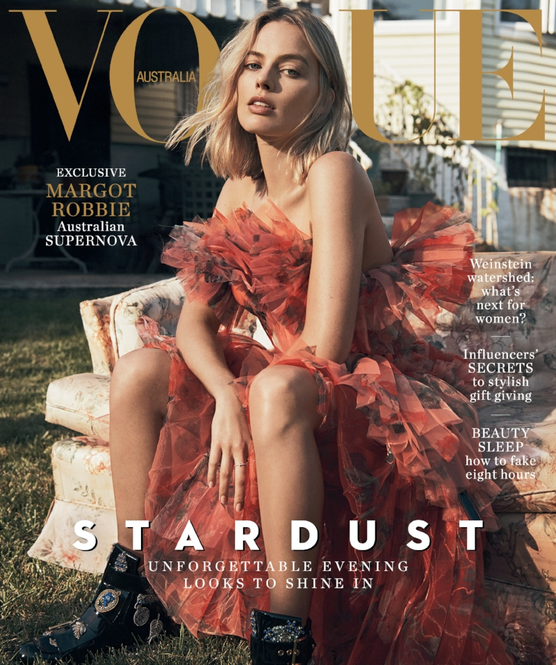 Vogue Australia December 2017   Ms BROWN was included in Vogue Australia's Christmas Gift Guide.   Click here to see the feature.