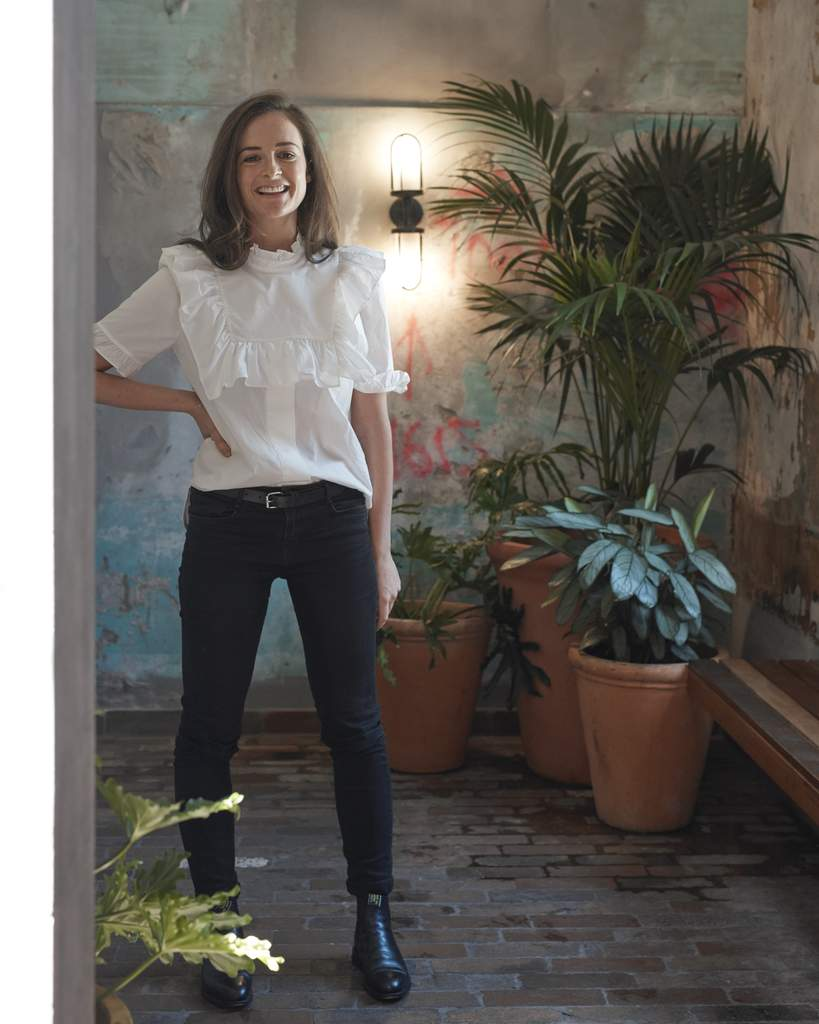 Alexandra Brown on Lee Mathews journal