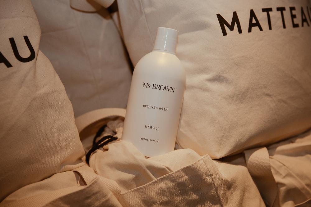 Ms BROWN Matteau gift bag