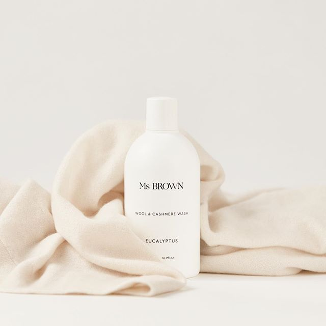 With only a few weeks left of winter the best advice we can give you is never put wool or cashmere away dirty - as that's what will attract pesky moths who will damage your items while in storage. Better still, wash with our Wool & Cashmere Wash which contains Eucalyptus and Lavender to gently yet thoroughly cleanse and deter moths.