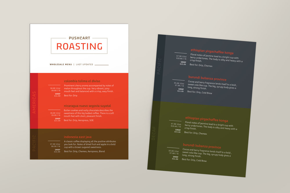 Kacia-Ng-PushcartCoffee-Roasting-Menu