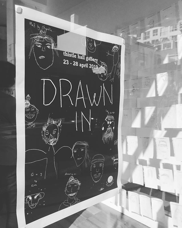 Drawn-in @thistlehall_community_venue  is over but the project lives on! Watch this space to see where we'll be next... . . . . . . . . . @weheartwellington #whywellington #wellingtonlive #sharemeWLG #urbanexplorer #ourwellington #WCC #lovewelly #instawalk #instalandscape #wellington #wellingtonnz #wellington🇳🇿 #newzealand #nz #nz🇳🇿 #sharemewellington #welly #tourism_NZ #sharemewlg  #wellingtoncity #wellingtonharbour  #wellywood  #art #nzart #wellingtonart #wellingtonartist #artistsoninstagram #artinspiration