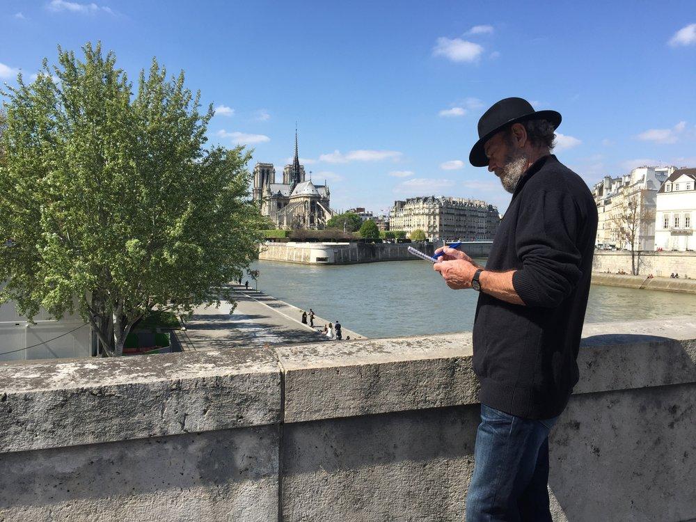 Notre Dame from Pont de la Tournelle