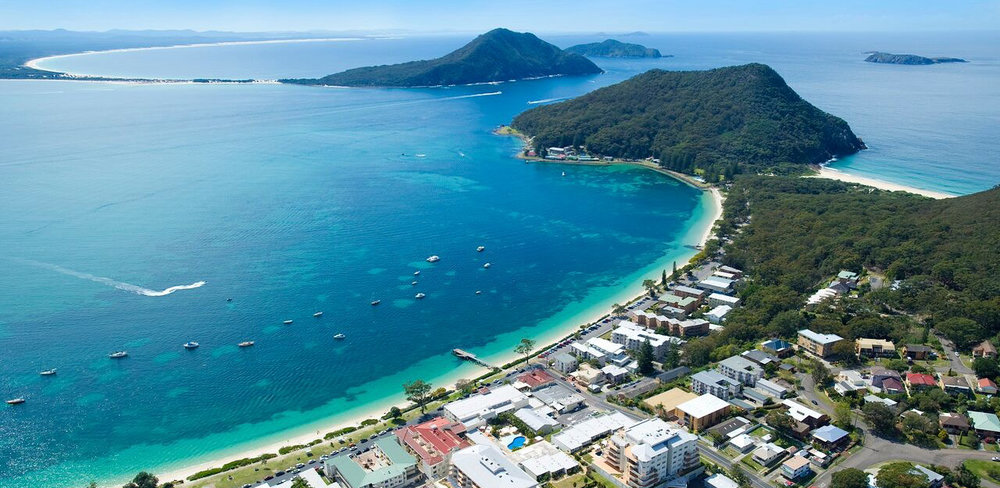 PRISTINE PORT STEPHENS - Ramada Shoal Bay 2 nights accommodation, return airfaresex Adelaide/Ballina/Dubbo/Canberra.Starting from $399 per person twin share      ★★★★