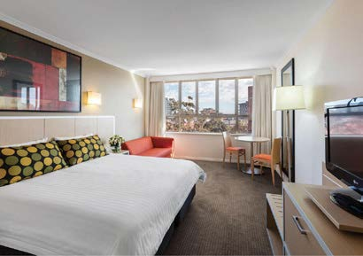 Executive Stay Newcastle -  Travelodge Newcastle 2 nights accommodation and return flights.ex Ballina/Canberra/Coffs Harbour/Dubbo/SydneyStarting from $359 per person twin share★★★★