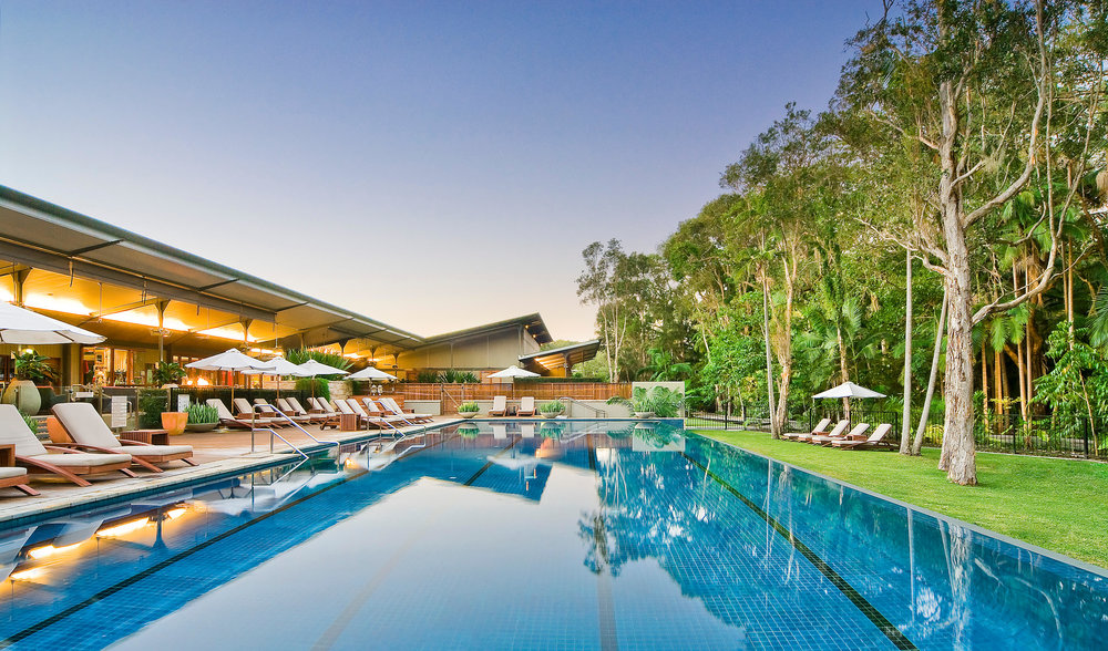 Package Inclusions: - Package includes returns airfares with FlyPelican, 2 nights in a Rainforest Suite at the luxurious Byron at Byron and return transfers from Ballina Byron Gateway Airport. Enjoy the laid back atmosphere and breathtaking natural wonders of the region, partaking in rainforest walks, hot air ballooning and whale watching. For a limited time only, our Byron Bay Winter Packages offer accommodation at the luxurious Byron at Byron Resort, boasting its own wellness spa and restaurant.  Activities at 5 Star Byron at Byron Resort include:Complimentary daily yoga classes at 8.00am, Daily Rainforest Walks – enjoy the natural beauty around the resort with guided tours every Tuesday at 10.30amLocal Farmer's Market to experience the wonderful local food and produce with a tour led by one of the talented chefs every Thursday at 7.45am.Followed by the Farmer's Market Dinner to continue the farmer's market local produce experience, enjoy the special 2 course set menu dinner option – available every Thursday night.Facilities include:Gymnasium open from 6.00am dailyBicycle hireTennis courtGolf club hireBoard gamesand Direct beach access to the pristine Tallow Beach.Contact us to add more nights, add more persons or other optional activities.Prices start from:$598* pp/twin share ex Newcastle$859* pp/twin share ex Canberra★★★★★