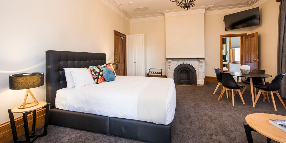 Package Inclusions: - Package includes returns airfares with FlyPelican and 2 nights accommodation at the Parkview Hotel in a Queen or King Suite (depending on availability), return airport transfers in Mudgee and a full day wine tour.  Mudgee's Parkview Hotel is one of the area's most distinguished heritage-listed buildings. Believed to have been built in 1870-1 as an early 'house and land' package, the hotel boasts historical architecture and design unachievable in modern buildings today. It now stands as a carefully repaired, renovated and conserved hotel, with the story of its unique heritage incorporated into the luxurious and contemporary branding.  Located on the corner of Douro and Market Streets, The Parkview Hotel is just minutes' walk from the heart of town. With Mudgee known for its high standard of food, drink and service, visitors are spoiled for choice when looking for café brunches, lazy lunches and sumptuous restaurant dinners. There are also fantastic boutique shops lining the streets with some of the region's finest cellar doors situated on picturesque properties short distances from town.Prices start from:$479* pp/twin share ex Sydney$639* pp/twin share ex Taree★★★★★